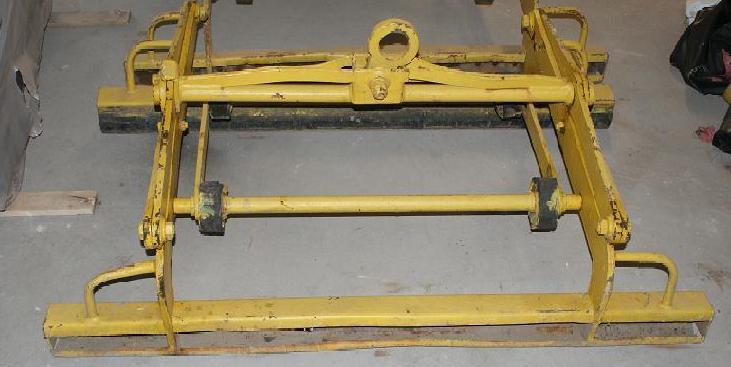 063 Mechanische pakken tegelklem