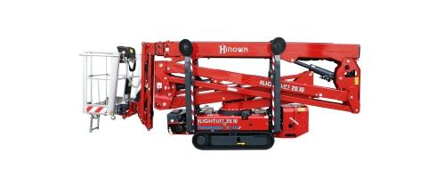 Hoogwerkers, ladders en liften